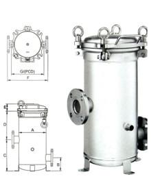 SUS Механические фильтры высокой производительности
