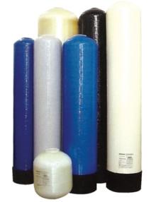 Колонны FRP (стекловокно)